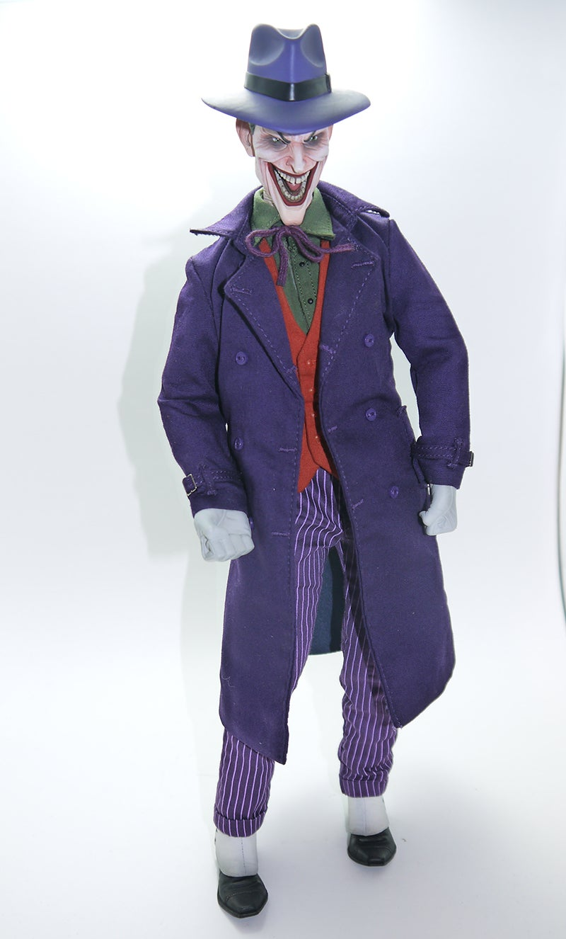 The Clown Prince Of Crime Is Positively Petrifying In Plastic