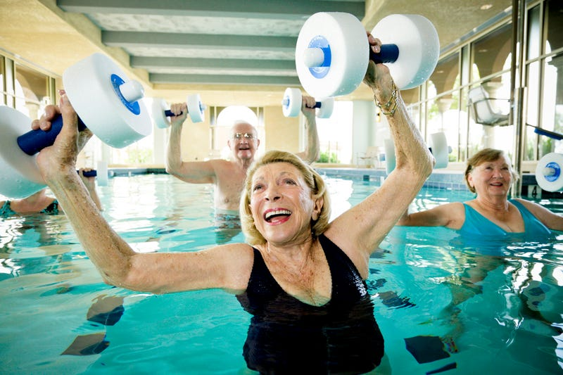 Old People Want Fun Activities as They Wait to Die Now