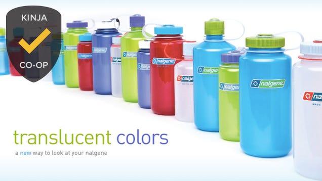 Most Popular Water Bottle: Nalgene