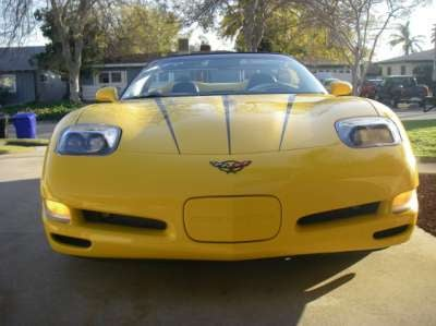 How Not To Modify Your Corvette
