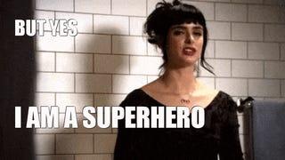 My Wife Misunderstood the Perfect Superhero TV Show