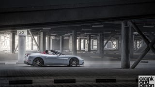Ferrari California T. DRIVEN