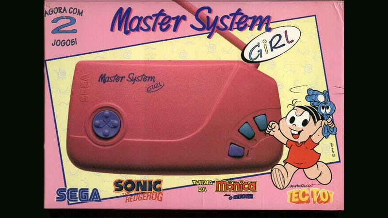 The Sega Console That Was Just For Girls