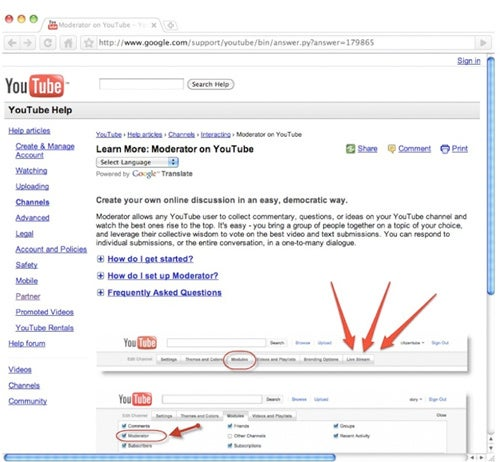 Rumor: YouTube Close To Adding Live-Streaming Functionality?