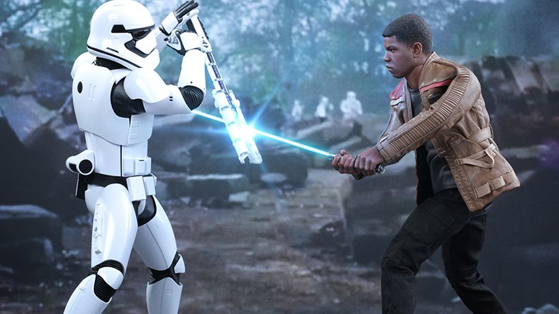 The Internet's Favorite Force AwakensStormtrooper Is Getting a Fancy Hot Toys Figure