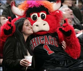 Benny The Bull Will Put A Cap In Your Ass
