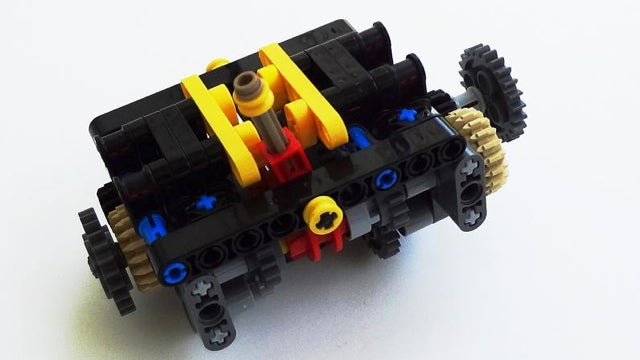 How To Build A Supercar Out Of Lego