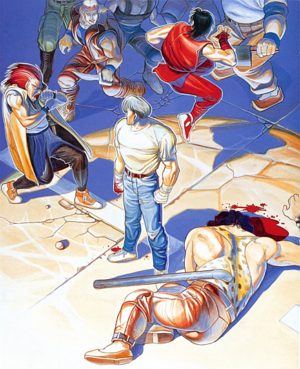 Capcom Wouldn't be Capcom Without Akiman's Amazing Art