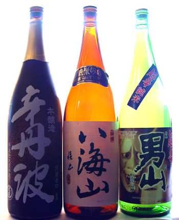 For Goodness Sake! Rice Wine to Fuel Cars in Japan