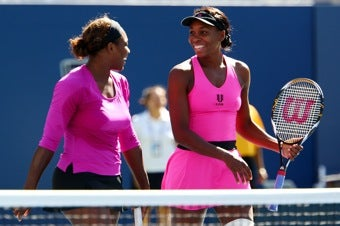 Serena Williams On Sibling Rivalry, Apologies