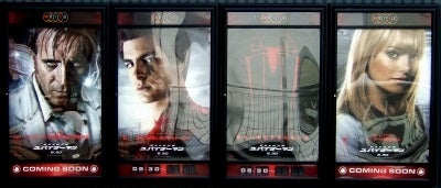 Amazing Spider-Man Character Poster Spotted in Japan