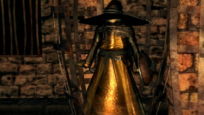 The Journey To Kill Everyone In Dark Souls. Yes, Everyone.