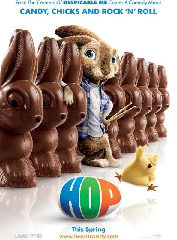 Hop Teaser Poster