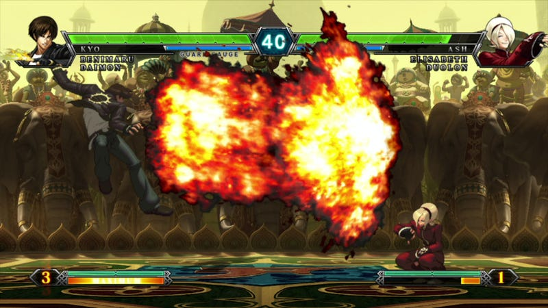 The King of Fighters XIII Brings Console-Exclusive Content to North America in October