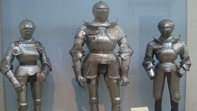 Was Heavy Armor a Hindrance to Medieval European Battlers?