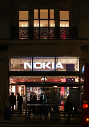 I Guess Nokia Doesn't Need a Flagship Phone Store If No One Wants Their Flagship Phones