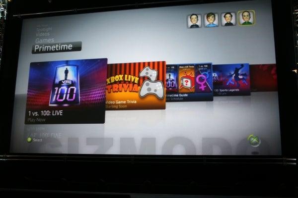 Xbox Live Getting Dashboard Redesign, Mii-like Avatars Designed by Rare