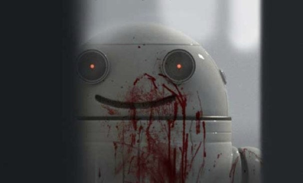 When adorable robot pals turn to murder: Ruairi Robinson's BlinkyTM