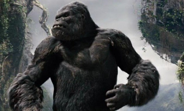 New King Kong Movie Skull Island Gets Ready For 2016