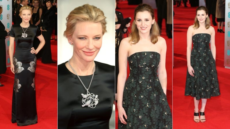 The Stunningly Gorgeous and Insanely Hideous Gowns of the BAFTA Awards
