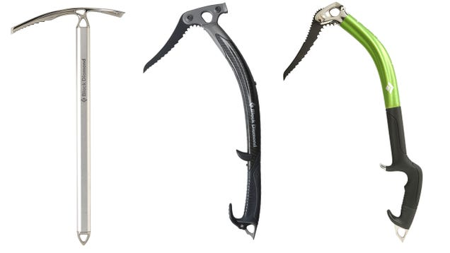 Meet The Crazy Climber Who Made His Own Carbon-Fiber Ice Axes