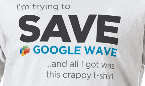 Remains of the Day: The Movement to Save Google Wave