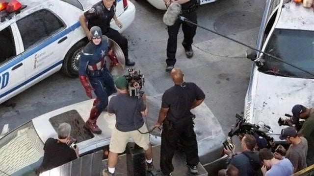 iPhones Only Used For Calls on The Avengers Set, Not Filming