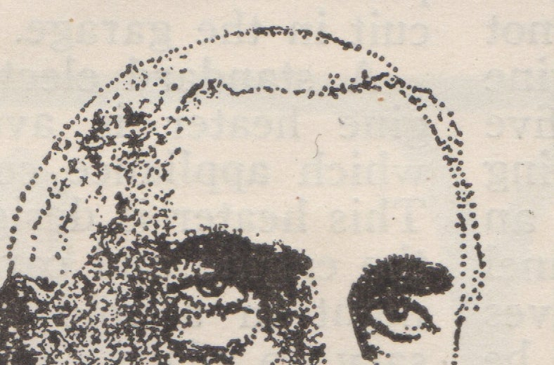 The Original ASCII Art Was Just This Guy and His Typewriter