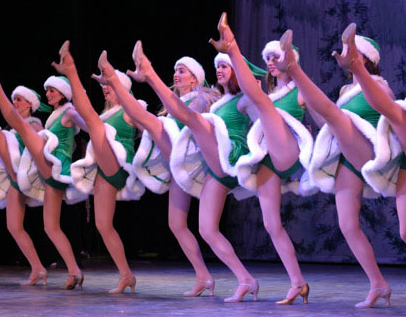 Have the Rockettes Kicked Their Last Can-Can?