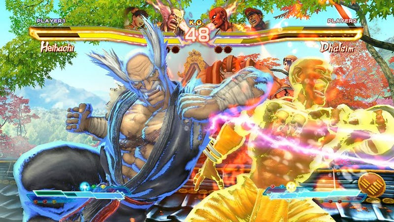 Bison, Ling Xiaoyu Are In Street Fighter x Tekken