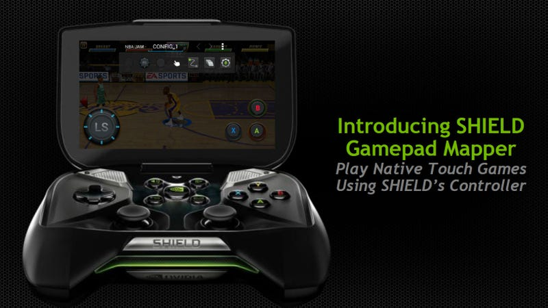 Now Nvidia's Shield Is A Set-Top PC Game Streaming Machine