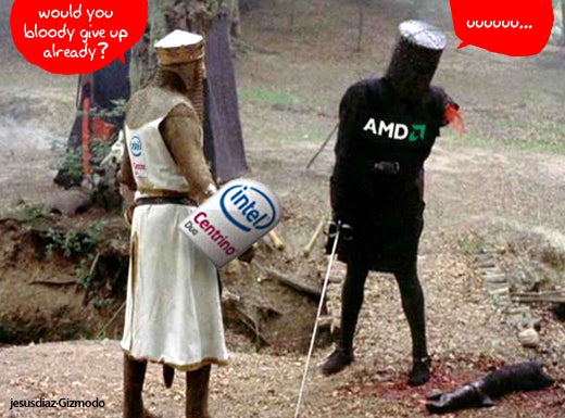 "AMD Puma to Intel Centrino: ""Surrender Your Laptops!"""
