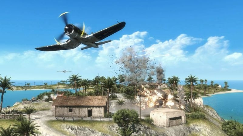 Bad Company 2 Hits This Winter, Battlefield 1943 This Summer