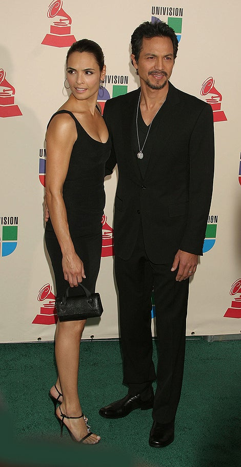 Talisa Soto & Hubby Benjamin Bratt: How About A Threesome?