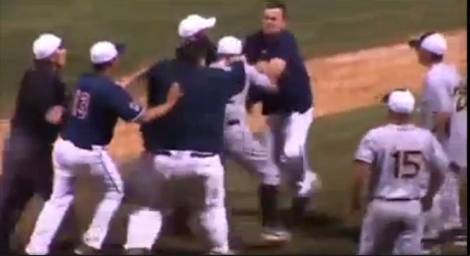 Memorial Tournament Means Chance To Brawl For High School Baseball Teams In Chicago [UPDATED]