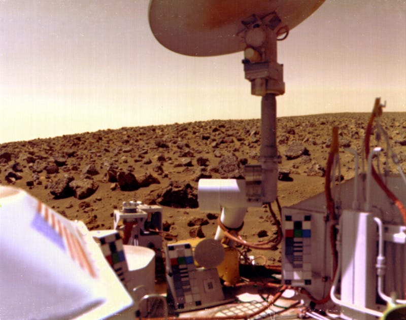Viking: The First Spacecraft to Land on Mars