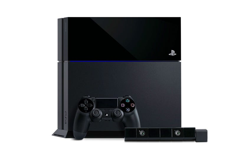 This Is What The PlayStation 4 Looks Like