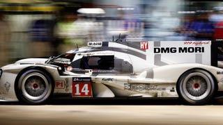 Porsche To Run Third Car At Le Mans; Still Says Button Won't Drive It