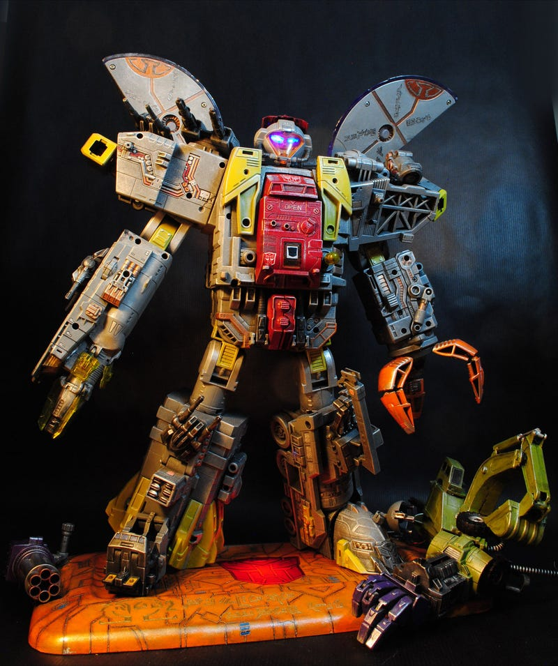 This Might Be The Best Transformer Ever