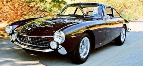 Supercar Weekend: Steve McQueen's Ferrari 250 GT Berlinetta Lusso Goes on the Block