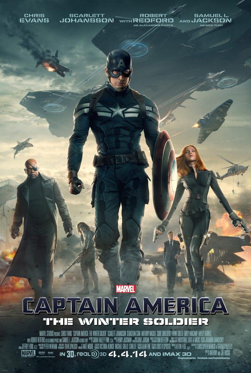 My take on Captain America TWS (Minor spoilers)
