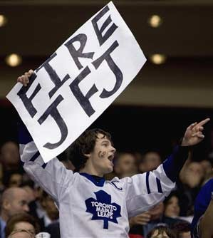 That'll Be All For The Leafs