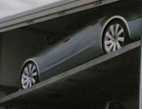 Spy Photos: Secret Alfa Romeo Concept for Geneva?