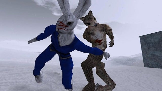 And Then There Was Only One Fighting Rabbit Game On Apple's Mac Store...