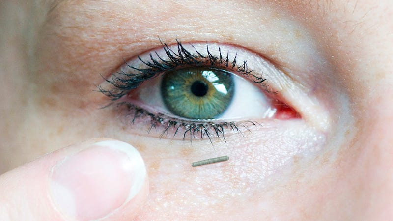 Sad Diabetics Rejoice: This Tiny Chip Measures Blood Sugar Levels Through Your Tears