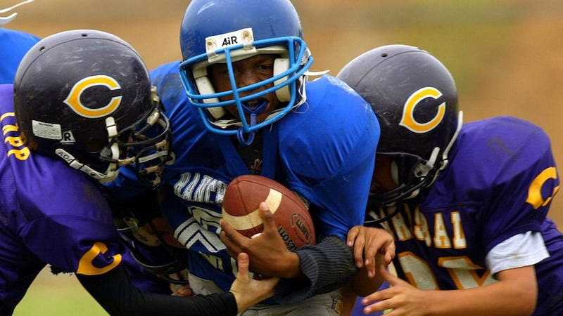 Why Do We Let Kids Play Tackle Football?