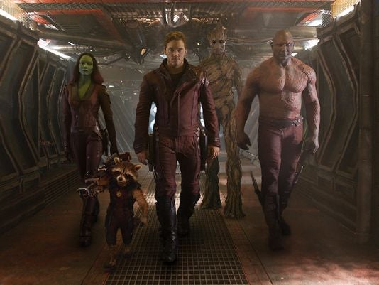 GotG trailer coming this Tuesday
