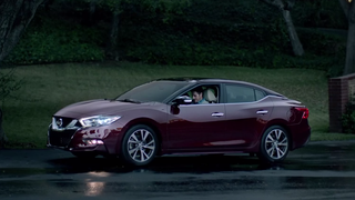 2016 Nissan Maxima: This Is It