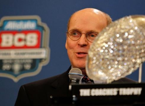 The BCS Name Is On Its Way Out