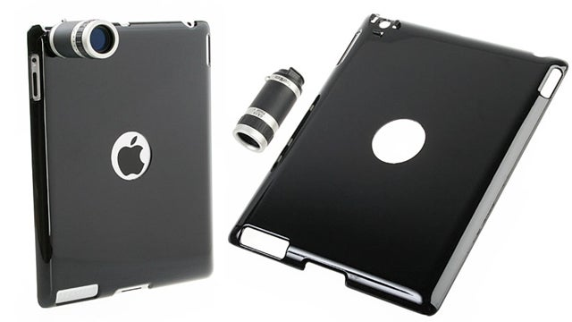 "Now You Can ""Birdwatch"" Using a Telescope Lens For the iPad 2!"